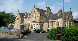 Morpeth railway station - Morpeth railway station