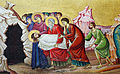 Mosaic - Entombment of Jesus.JPG