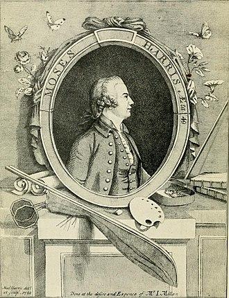 Moses Harris - Moses Harris, 1760