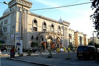 Blida - Image: Mosquée Ali Ibn Abi Taleb مسجد علي بن ابي طالب panoramio (2)