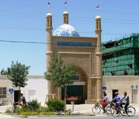 Mosque downtown Charklik.jpg