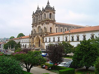 Cistercians - The royal Alcobaça Monastery, founded in Portugal in 1153