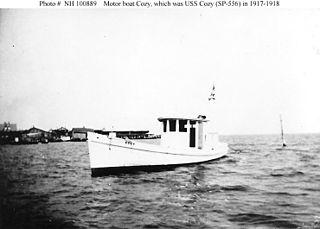 USS <i>Cozy</i> (SP-556)