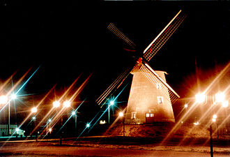 Achicourt - The windmill of Achicourt