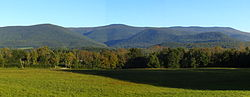 Mount Greylock Range, Massachusetts