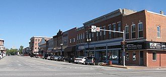 Mount Pleasant, Iowa - Mount Pleasant, Iowa