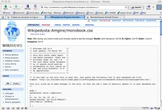 Mozilla Application Suite Discontinued Internet suite