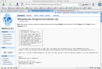 Mozilla Application Suite - Image: Mozilla 1.7