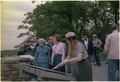 Mrs. Begin and Rosalynn Carter at the Gettysburg National Military Park during the Camp David Summit. - NARA - 181204.tif