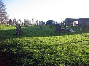 Mulhuddart - Mulhuddart Old Church and Graveyard