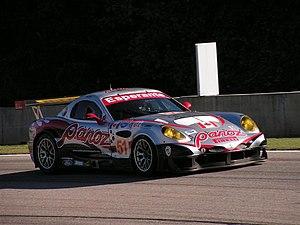 Élan Motorsport Technologies - Panoz Esperante GTLM