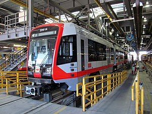 Siemens S200 - First S200 for San Francisco Muni, 2017