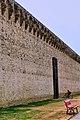 Mura di via Pomeria lato biblioteca.jpg