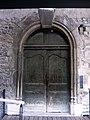 Musée archéologique de Grenoble Porte latérale.JPG