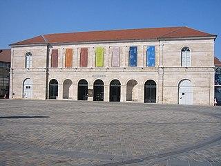 museum in Besançon, France