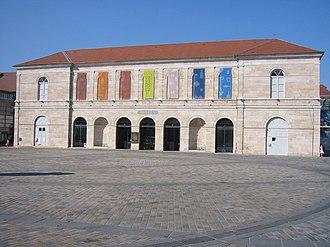 Musée des Beaux-Arts et d'archéologie de Besançon - Museum of Fine Arts and Archeology