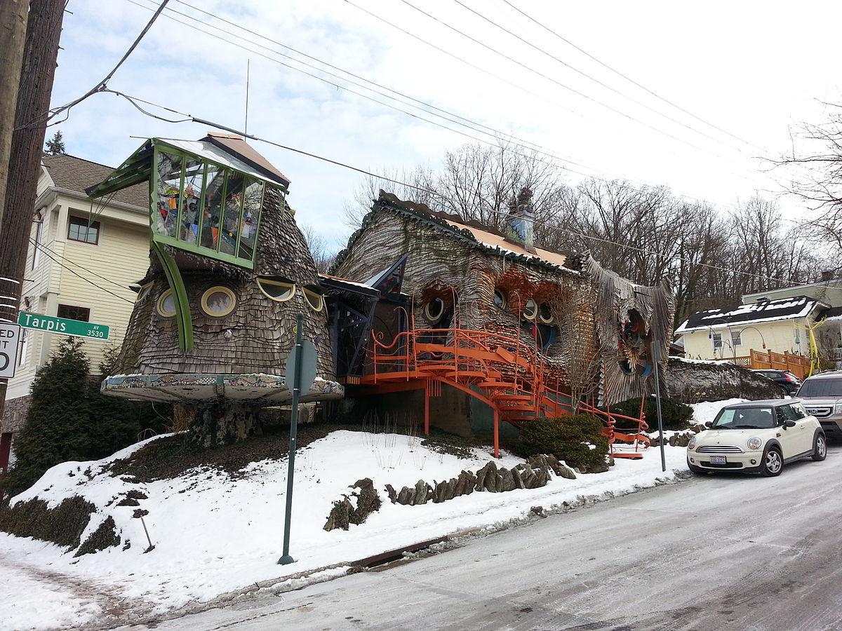 Mushroom House Cincinnati Wikipedia