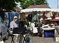 Musikalische Untermalung Wochenmarkt Garding.JPG