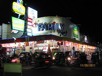 Santiago (Philippine city) - Family Plaza Mall (Before Puregold Santiago)