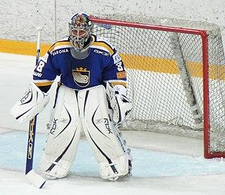 Jere Myllyniemi Finnish ice hockey player