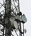 Mynydd Rhiw Radio Relay Mast (detail) - geograph.org.uk - 615985.jpg