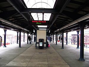 Myrtle–Wyckoff Avenues (New York City Subway)