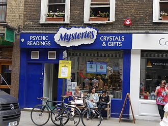 Crystal healing - Shop in London selling crystals