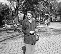 Női portré, 1954. Fortepan 6255.jpg