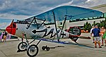 N482UT Williams Flugzeugbau Albatros D.Va C-N 0034 (1978 Replica) (30163660020).jpg
