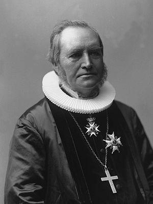 Johannes Skaar - Johannes Nilsson Skaar, photographed by Gustav Borgen