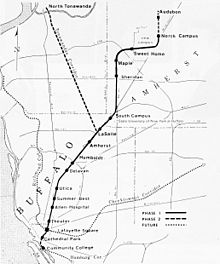Buffalo Metro Rail Wikipedia