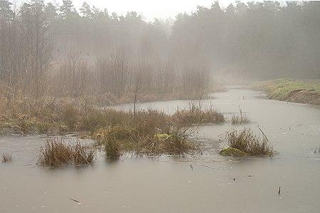 natural reserve near Aschaffenburg