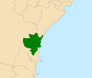 Electoral district of Keira
