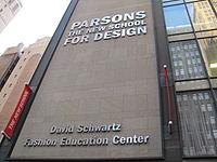 Parsons The New School For Design - Parsons The New School For Design - Wikipedia - Parsons The New School For Design, conosciuta colloquialmente come Parsons,   è l'università di arte e design del gruppo The New School. Parsons è membro...