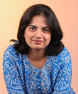 Nanditha (singer) Indian playback singer