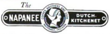 Old logo with Dutch woman profile