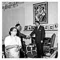 Nasser receiving the Indian Deputy Minister of Interior (06).jpg