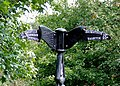 National Cycle Network Signpost near King's Norton, Birmingham - geograph.org.uk - 1726438.jpg