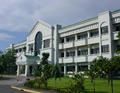 National Defense College of the Philippines in Camp Aguinaldo, Quezon City.png