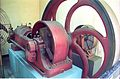 National Gas Engine - 4 Stroke 17-5 bhp 250 rpm - Motive Power Gallery - BITM - Calcutta 2000 159.JPG