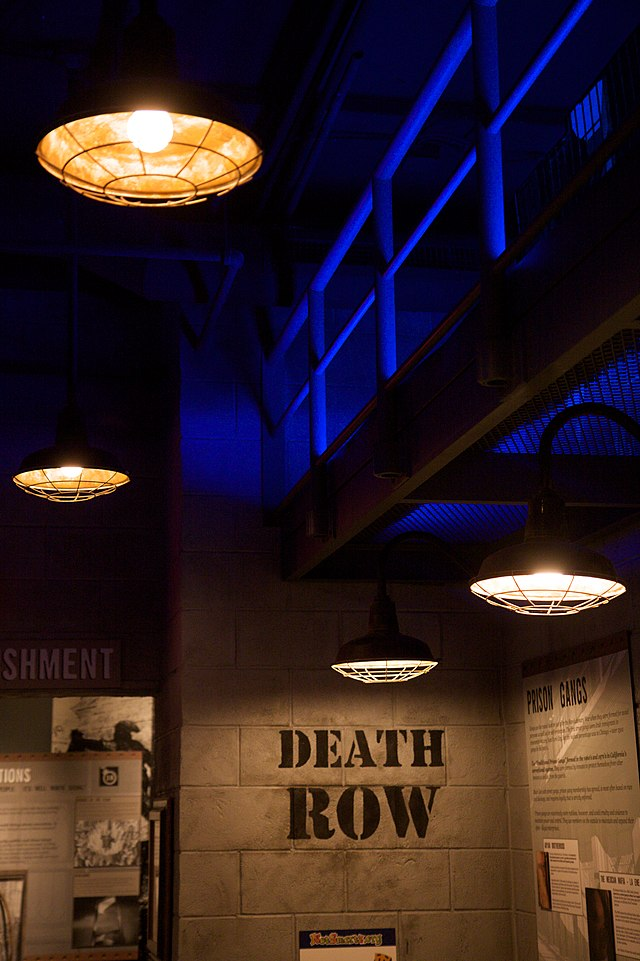National Museum of Crime and Punishment - Death Row