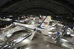 National Museum of the U.S. Air Force-Boeing VC-137C SAM 26000 (Air Force One) 02.jpg
