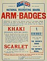 National Recruiting Board system of arm badges poster (14829045624).jpg