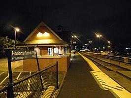National Street station