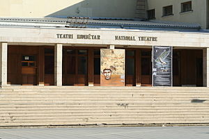 National Theatre of Kosovo - The National Theatre of Kosovo - 90s season