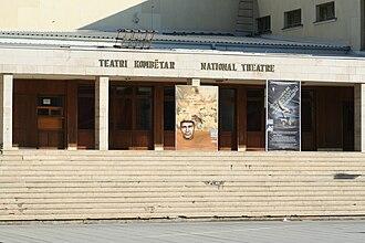 National Theatre of Kosovo - The National Theatre of Kosovo - 90s season
