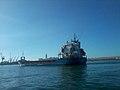 Navire CIMBRIS en maneuvre.jpg