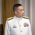 Navy (ROCN) Admiral Liu Chih-pin 海軍上將劉志斌 (04.01 總統主持「國軍重要高階幹部授勳暨晉任布達授階典禮」 - Flickr id 47512229991).jpg