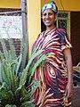 Negist - Proprietor of B&B The Annexe - Bahir Dar - Ethiopia (8679553363).jpg