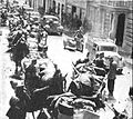Nemška vojska na umika skozi Tržič.jpg